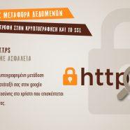 Η ιστοσελίδα σας και η κρυπτογράφηση SSL